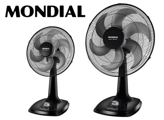 Mondial Black Premium Turbo Ventilator