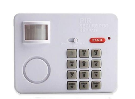 Benson alarmsysteem met bewegingssensor en paniekknop - Draadloos