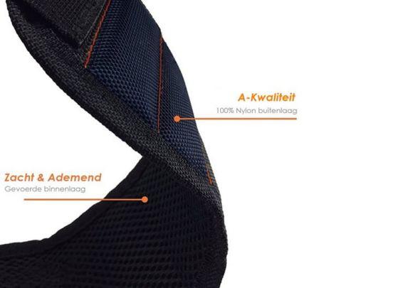 Magnetische polsband - Speciaal voor de timmerman, monteur of doe-het-zelver