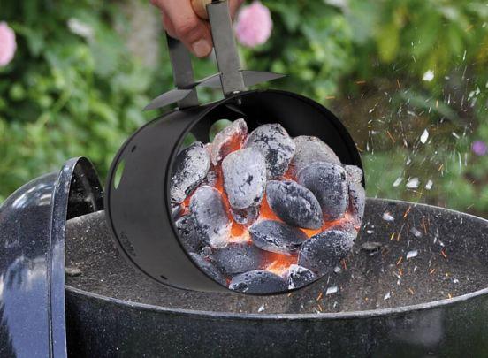 Brikettenstarter - Fire starter om snel vuur te maken voor de bbq