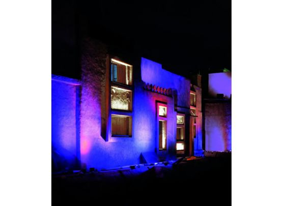 Dreamled RGB Led Floodlight 20 W - Alle kleuren van de regenboog