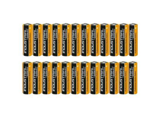 Duracell Industrial AAA Batterijen - 24 stuks