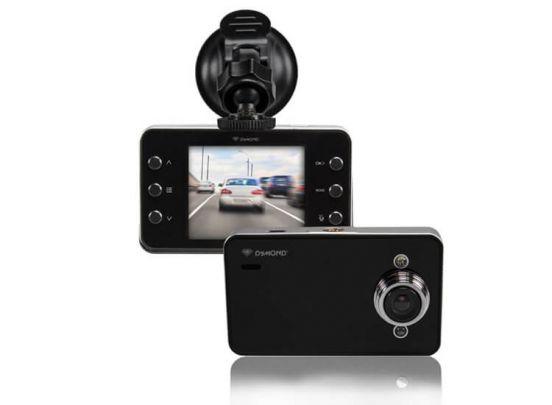 Dymond Dashcam - Compact en plat design met een 2,4