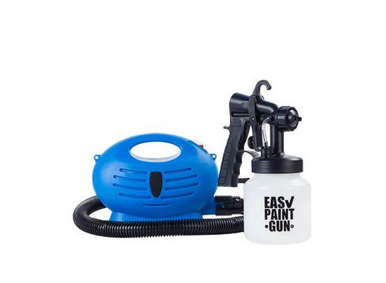 Easy Paint Gun verfspuit - Professioneel resultaat in veel minder tijd