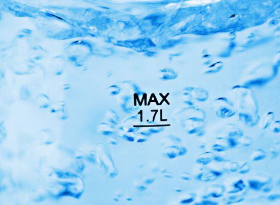 Grafner Design-Waterkoker Glas 1,7l