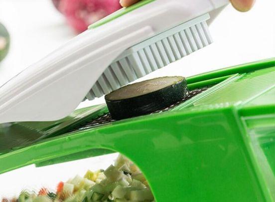 Always Fresh Dicer Pro - Handige keukentool om te snijden, schaven en raspen