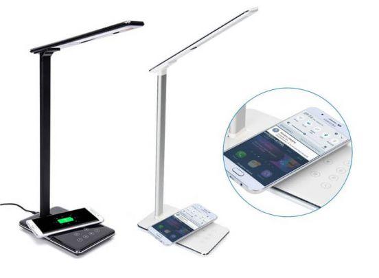 Bureaulamp met Opladen