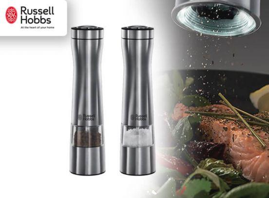 Russell Hobbs Elektrische Classic Peper- & Zoutmolen
