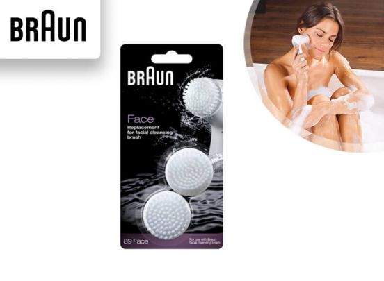 BrAun Face For use with brAun facial cleansing brush 89 Face