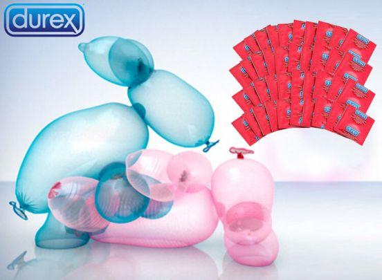 Durex condooms - 40 stuks