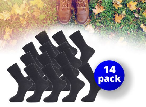 Heren sokken - 14 paar