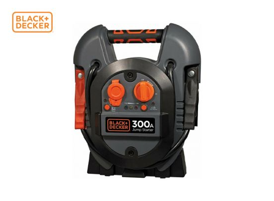 Black + Decker - Jumpstarter -  300 ampére