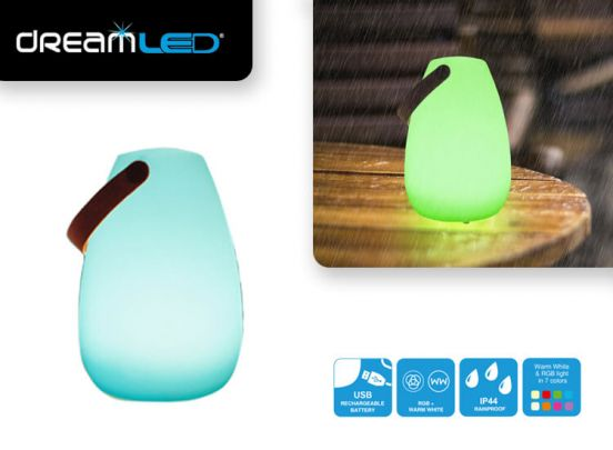 DreamLed tafel lamp
