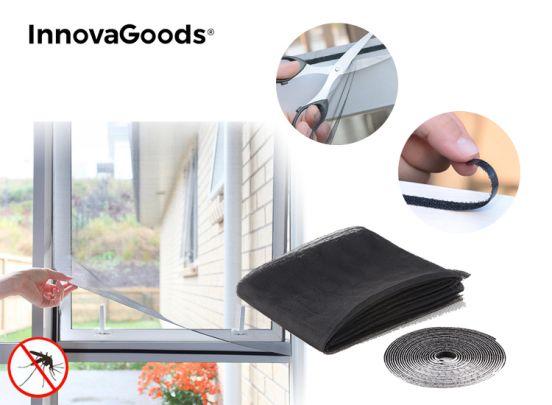 InnovaGoods Home Pest Zelfklevend muggenscherm voor ramen