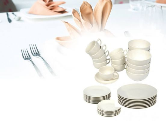 Alpina Dinner set 40pcs