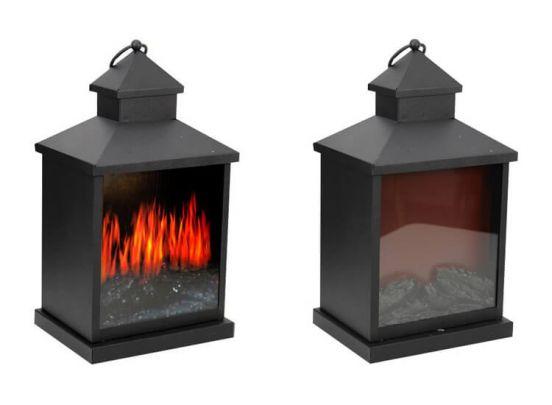 Lantern Fire Simulation 3 LED
