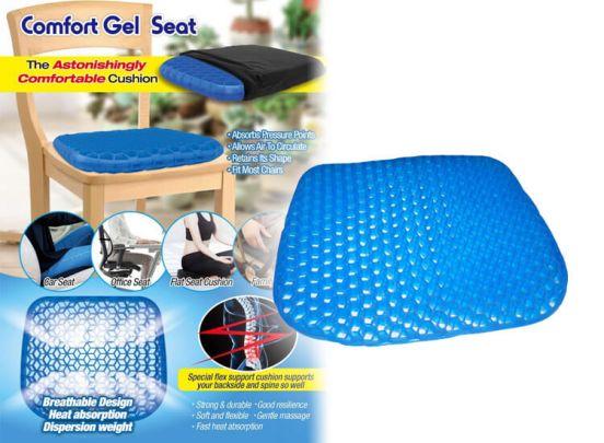 Miracle Living Comfort Gel Seat