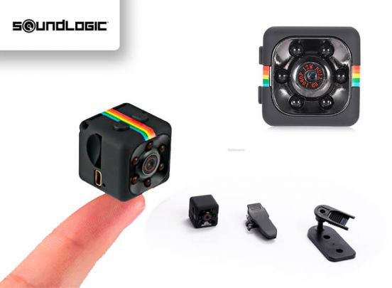 Soundlogic Full HD mini camera