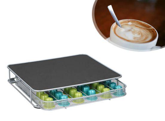 Koffie capsule houder 60 stuks
