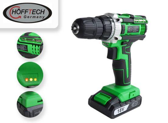 Höfftech Boormachines - keuze uit 3 types - vaderdag cadeautip-18V