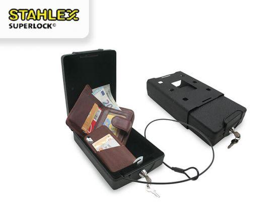 Stahlex draagbare Kluis / Reiskluis