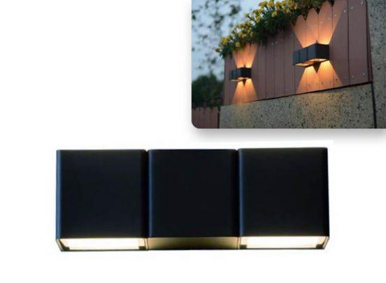 Wall luminaire - Lisbon - integrated LED