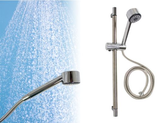 Bath & Shower zwaar verchroomde doucheset - Met design handdouche