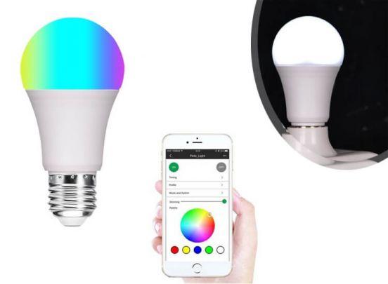 Wireless LED lampje RGB