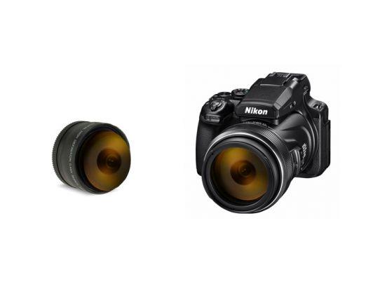 Groothoek- en macrolens  - 52 MM - Nikon