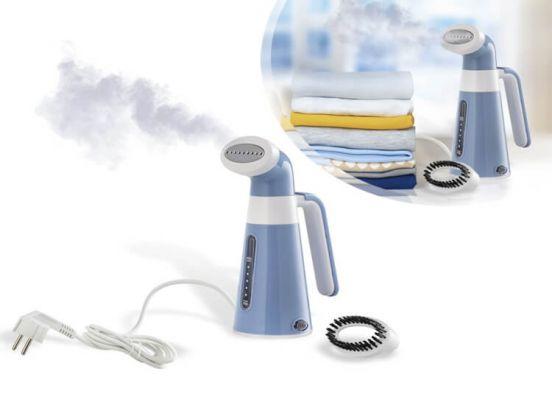 Volautomatische kledingstomer - handstomer - stoomapparaat voor kleding - 600W