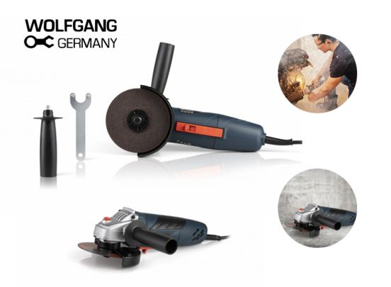 Wolfgang Slijpmachine - 710W haakse slijper