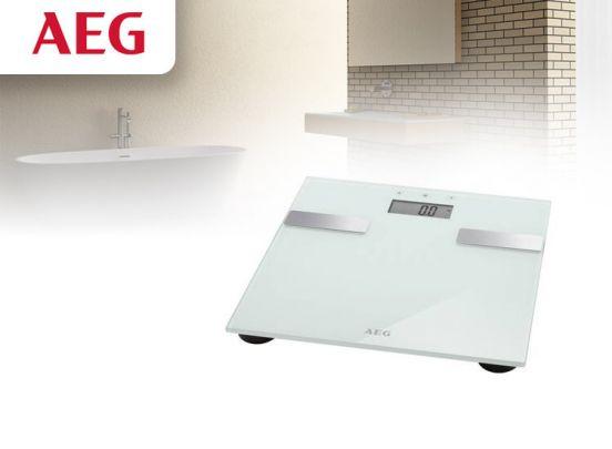 AEG PW 5644 FA Analyse weegschaal 180 kg - Wit