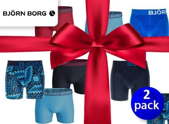 Bjorn Borg Herenboxers - verrassingspakket - 2-pack