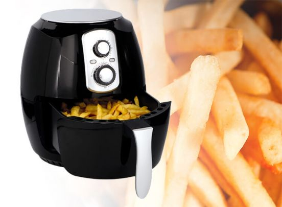 Cuisineier deluxe air fryer