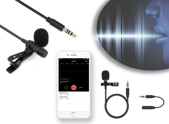 Microfoon voor Smartphone