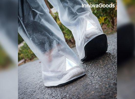 InnovaGoods schoenenhoezen L/XL - Waterdicht en anti-slip