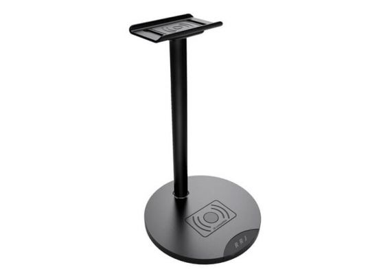 Koptelefoon houder -  Met draadloos oplaadstation voor smartphone