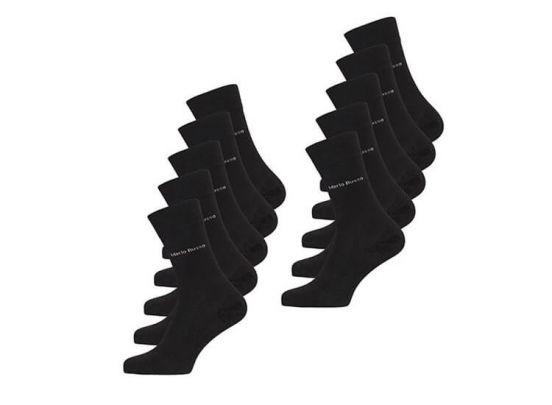 Mario Russo Bamboe sokken (41/46) - 10 paar