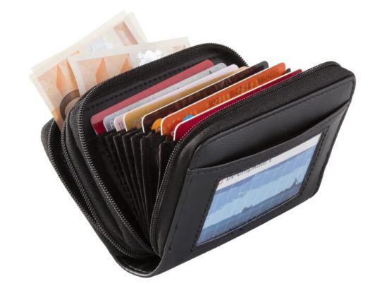 Mini creditcard portemonnee - Voor 18 pasjes en geld