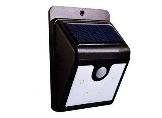 Bellson solar led buitenlamp - Wandlamp met bewegingssensor