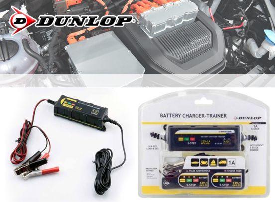 Dunlop Druppellader - Voor het opladen van een lege accu