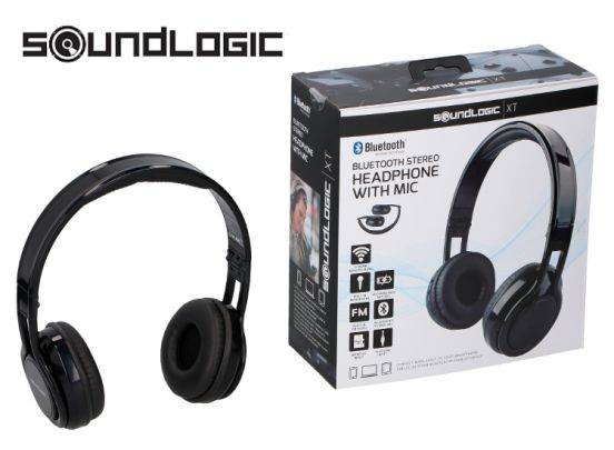 Soundlogic Bluetooth Stereo koptelefoon