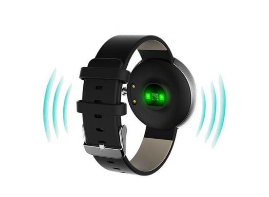Sinji Health Watch met bloeddrukmeter
