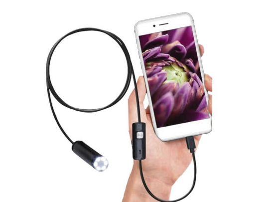 Soundlogic digitale Android endoscoop - Mini-camera geeft je zicht op onbereikbare plaatsen - 2 meter