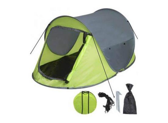 Pop-up tent - Je tent opzetten in een handomdraai