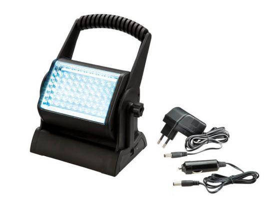 Benson handige oplaadbare werklamp - Draaibaar tot 135 graden