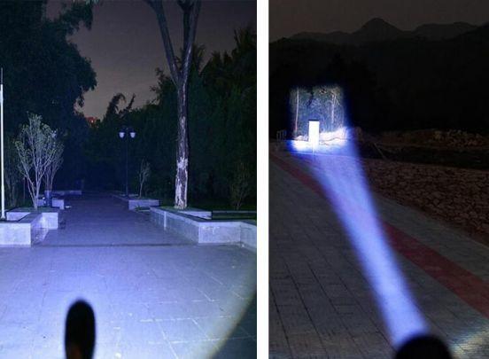 Militaire zaklamp - De meest veilige zaklamp
