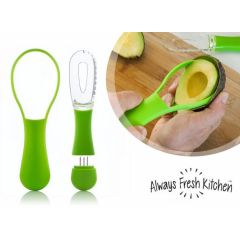 All in One Avocadore Mes-Dunschiller voor Avocado's