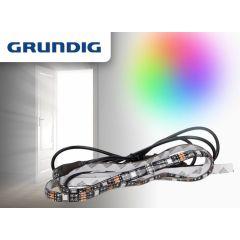 Grundig USB multi colour lichtstrip - Creëer een prachtige lichtsfeer