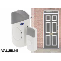 Valueline Plug-in draadloze deurbel 70 dB - 36 melodieën